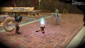 The Witch and the Hundred Knight 2 Combat Gabrielle