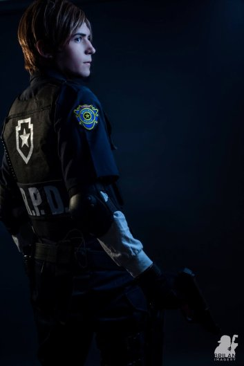 Resident Evil 2 - Leon S. Kennedy © ModeratelyOK
