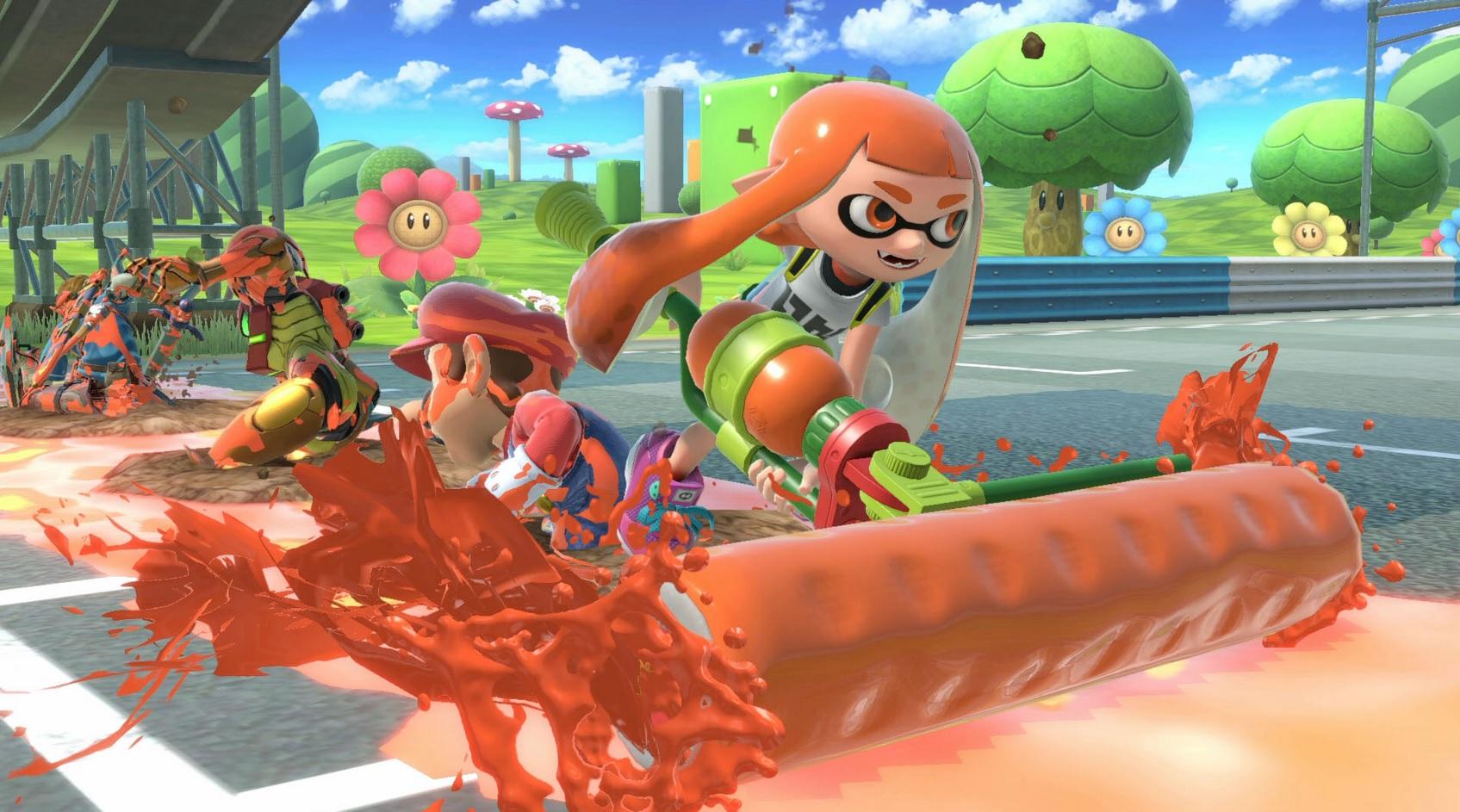 Super Smash Bros Ultimate Leaks Des Personnages Des Futurs DLC PXLBBQ