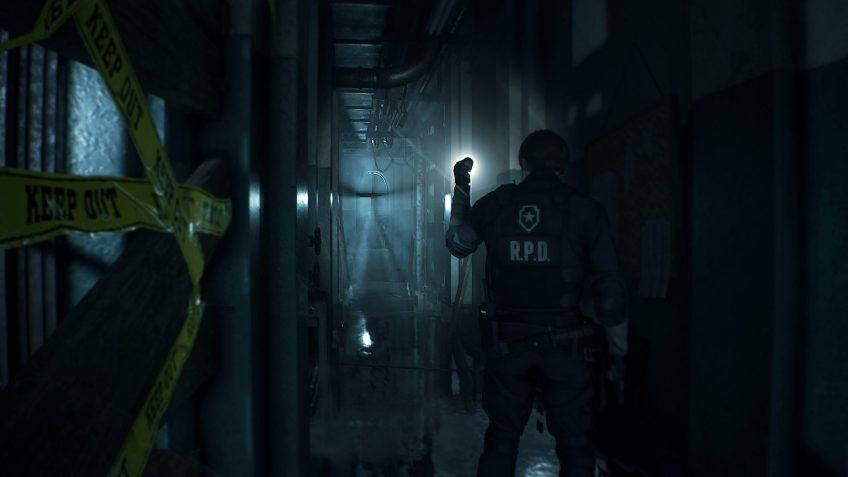 Test Resident Evil 2 Remake PS4