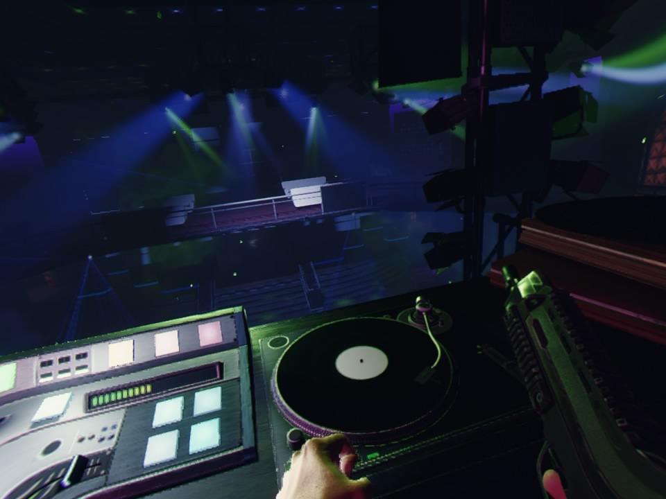 God is a DJ ?
