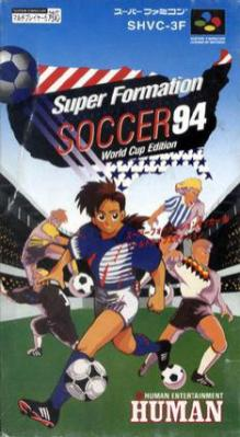 Super Formation Soccer 94 - World Cup Edition