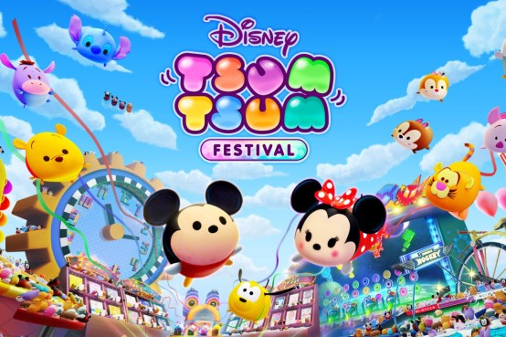Disney Tsum Tsum Festival test