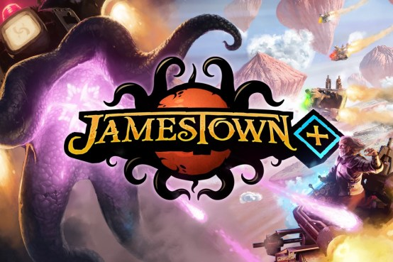 test Jamestown+ nintendo switch