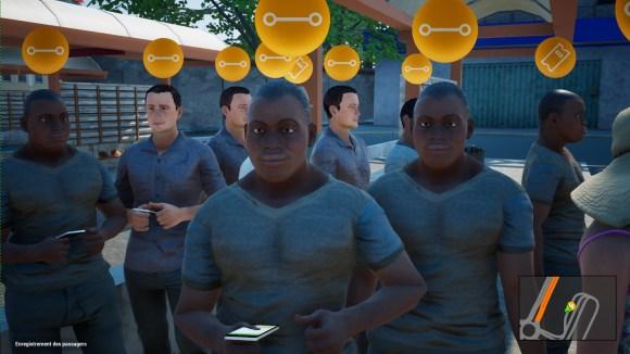 Fernbus Simulator clones