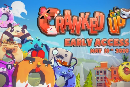 Cranked up impressions early access steam