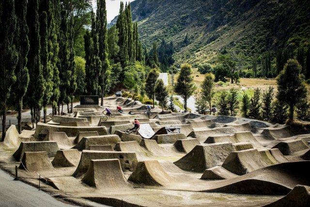 parques BMX