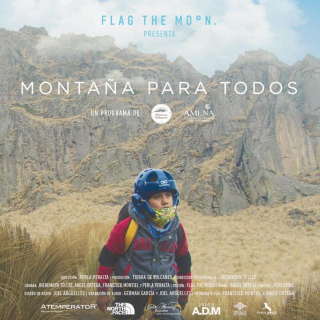 película montañismo