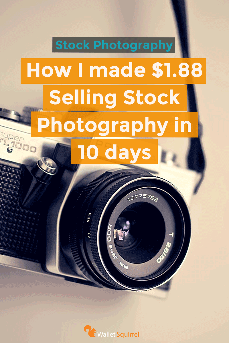 Photography Information – Selling Stock Photography