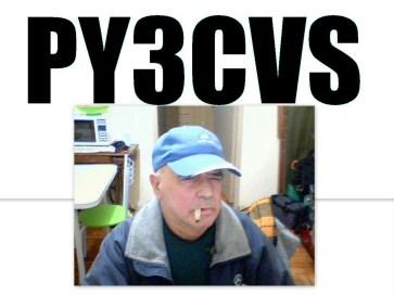"""PY3CVS Amateur radio Int""""l"""