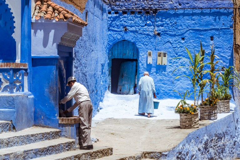 Fountain of Chefchaouen