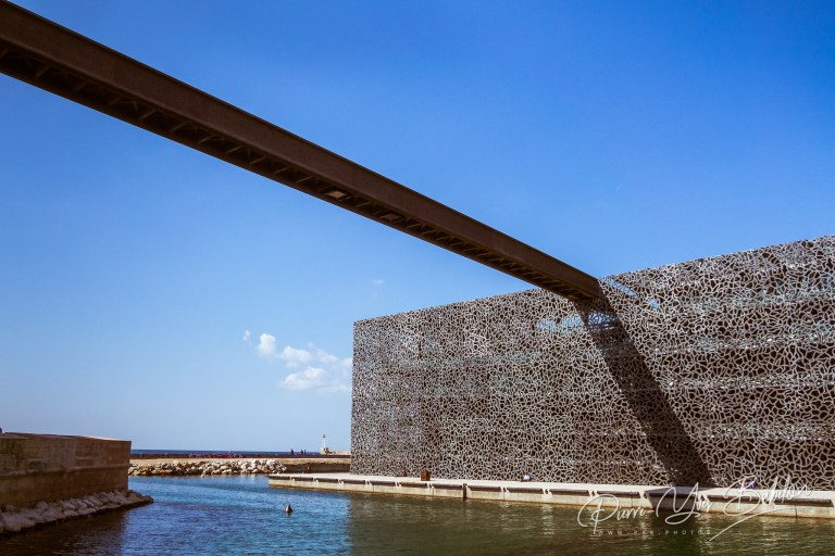 The MuCEM Museum of Marseille