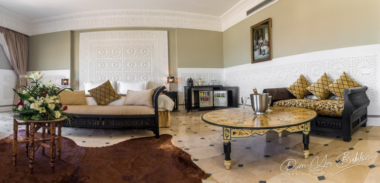 Moroccan room suite