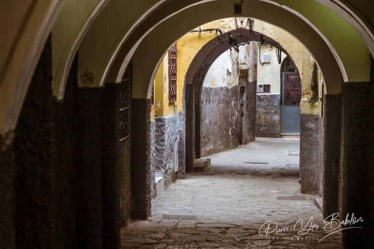 Archway of the medina