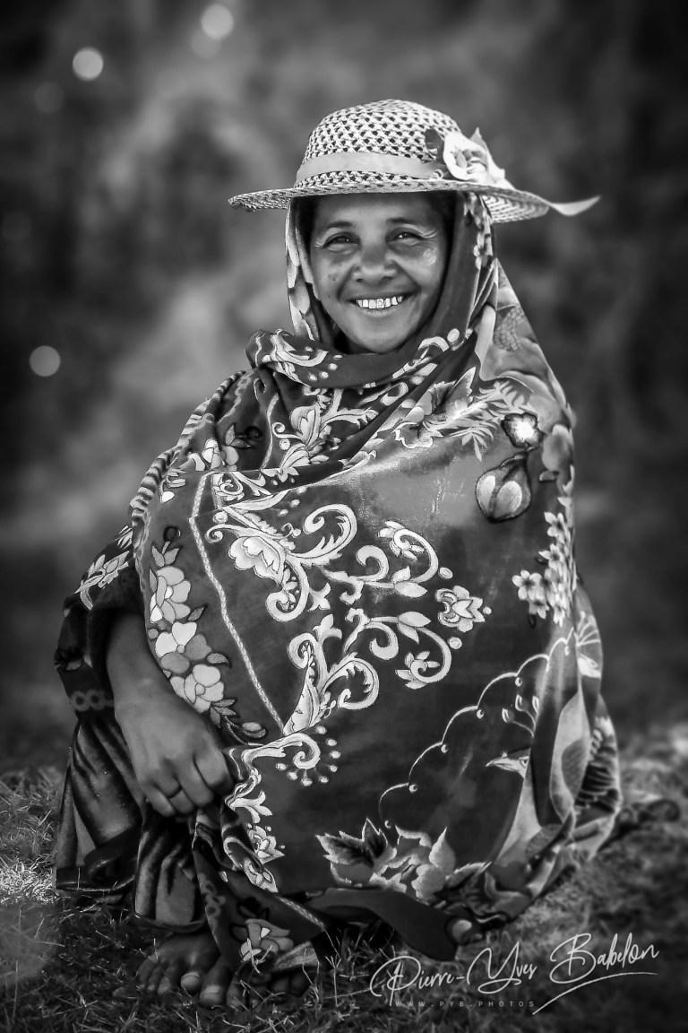 Femme malgache Betsileo