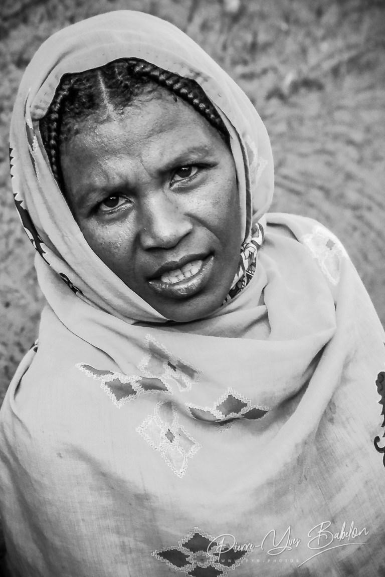 Femme malgache Bara