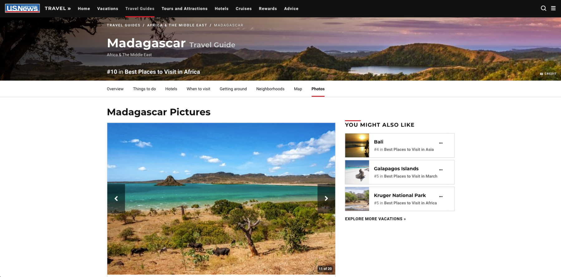 US News - Madagascar pictures - Photo Pierre-Yves Babelon