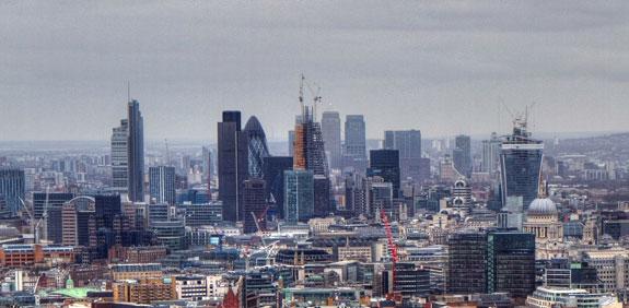 LondonSkylineConstruction