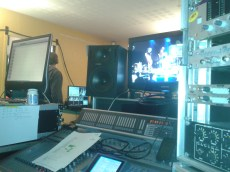 Transmusicales 2012 - Captation live, diffusion direct streaming - Stage CREA Rennes 2