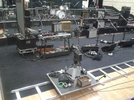 Stage à Radio France, Pont des Artistes, juin 2012