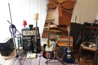 Coin guitare et réamplification