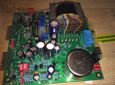 PCB comp terminé