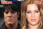 Chyna transformation wwe