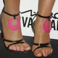 christina aguilera shoe size 5.5