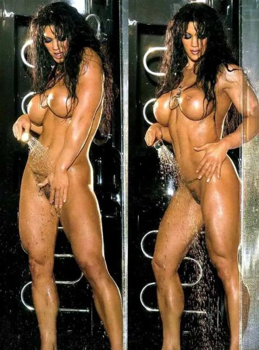 Pictures the nude wrestler chyna of