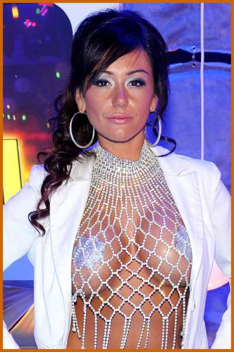 Jwoww MTV New Year party