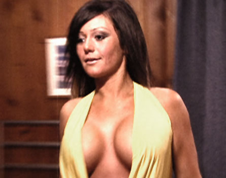 JWoww the Body