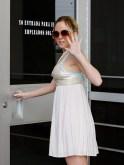 Lindsay Lohan look-a-like Scarlett Fay