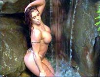 April Hunter nude 02