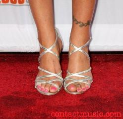 Megan Hauserman Feet