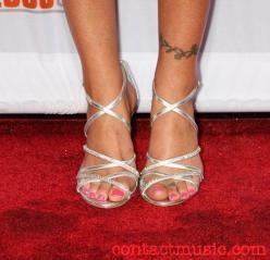 Megan Hauserman Feet