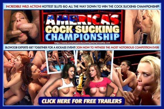 America's Cock Sucking Championship