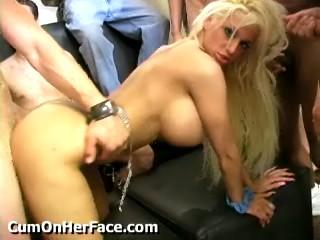 Jayna James - Fuck All Holes Gangbang (c0hf)