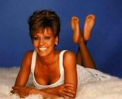 Whitney Houston Feet