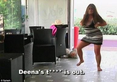Snooki and Deena lesbian kissing 64