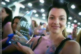 Belladonna Dirtiest Girl In Porn Award