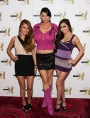 TERA PATRICK hosts a post AVN Awards party at Studio 54 at MGM Grand Resort in Las Vegas, NV on January 8, 2011