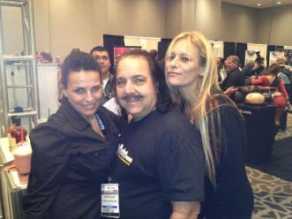 Tori Welles twitter pics Ron Jeremy Debi Diamond