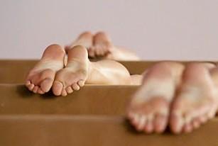 Missy Peregrym feet 4