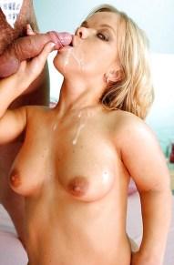 Helena Renata Blonde Midget Porn Cumshot