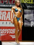 Aria Noir - California State Bodybuilding Figure and Fitness Championships