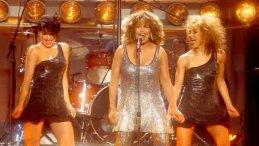 Clare Turton Tina Turner dancer black short hair 05