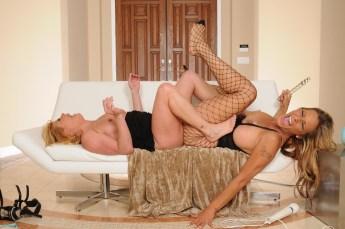 Debi Diamond Ginger Lynn MILF lesbians porn stars 01