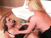 Debi Diamond Ginger Lynn MILF lesbians porn stars 03