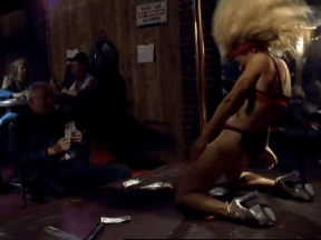 Ginger Lynn Allen Turn The Page stripper prostitute strip pole