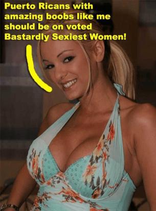 Carmen Luvana Puerto Rico Sexiest Woman